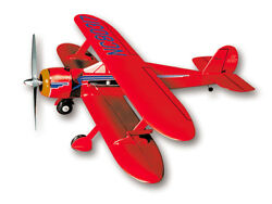New SIG Beechcraft Staggerwing Balsa Wood C L CL Control Line Kit SIGCL17 $25.95