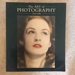 THE ART OF PHOTOGRAPHY. 1839-1989. MIKE WEAVER 0300044569