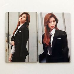 KPOP TWICE Fan Meeting Once Begins Official Goods : TWICE Photocard B ver $9.99