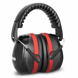 Ear Muffs Hearing Foldable Noise Reduction 34dB Protection Gun Shooting Range US