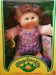 2004 - 2011 Cabbage Patch Kids Doll From Play Along
