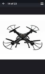 quadcopter drone with hd camera $50.00