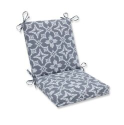Ikat Gray Replacement Patio Chair Cushion Outdoor Dining Pads Pad Grey Yard