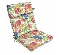 Replacement Floral Patio Cushion Chair Outdoor Thick Cushions Pad Yard Pads