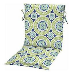 Green Blue Sling Patio Chair Cushion Outdoor Replacement Dining Pads Cushions