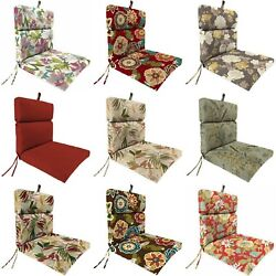 Chair Cushion Seat Pad Outdoor Home 1pc Garden Dining Patio Set Sofa Furniture