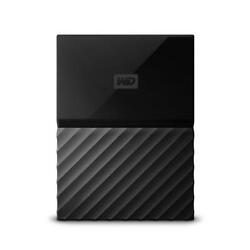 WD My Passport 1TB Black Manufacturer Refurbished Portable Hard Drive by West... $34.99