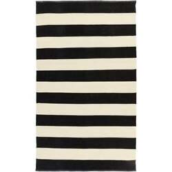 Surya PIC4005-811 Picnic 8'x11' Polypro. Hand Woven Stripes Outdoor Rug