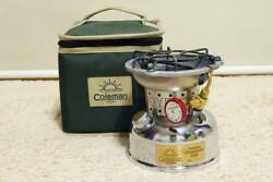 Coleman Centennial Single Stove 100th Anniversary OutDoor 502A741J Case