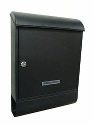 Fine Art Lighting Locked Mailbox with Newpaper Holder