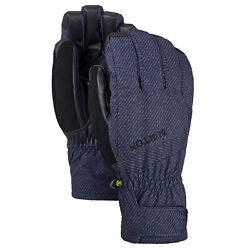 BURTON Mens 2018 Snowboard Snow Prospect Under Gloves Denim $32.97