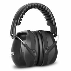 Ear Defenders 34dB Highest NRR Safety Ear Muffs Shooting Hearing Protector Adult $13.97