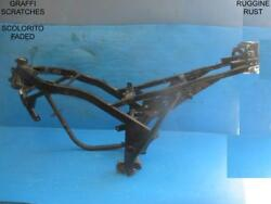 FRAME WITH DOCUMENTS IN THE RULE OF HONDA CB 500 S REGISTERED THE 01122000