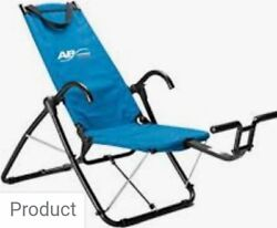 Ab Lounge exercise chair used