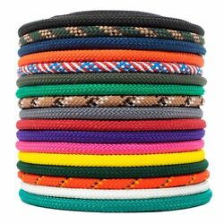 Golberg Nylon Utility Rope 1 4quot; or 3 8quot; Multiple Lengths Multiple Colors $13.95