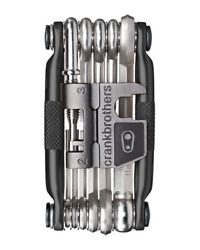 Crankbrothers M17 Bike Multi-Tool (Midnight Black) 17 Functions Lightweight $19.99
