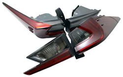 LEXUS OEM LED TAIL LIGHT RIGHT & LEFT W SMOKE TINTED LENS FOR RC200t 300 350 F