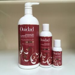 Ouidad Advanced Climate Control Heat & Humidity Gel Stronger Hold - You choose $12.45