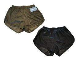 Soffe Authentic Running Track Shorts PT Training Silkies Ranger Panties NEW $14.98