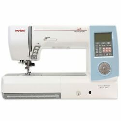 Janome Horizon MC8900QCP Special Edition Sewing Machine Refurbished