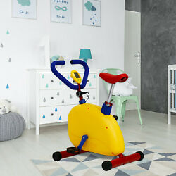 Fitness Exercise Indoor Equipment for Kids Children Happy Ride Bike Cycling