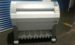 OCE TDS 450 Wide Format Printer Plotter Blue Print $2,499.00