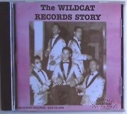 The WILDCAT RECORDS STORY - CD - BRAND NEW