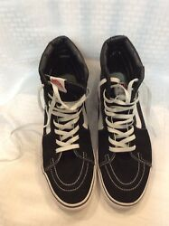 EUC Vans Mens Skating High Top OFF THE WALL Shoes Size 15 Color Multi $39.99