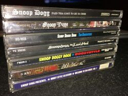 SNOOP DOGG Collection • Blue Carpet Paid Tha Cost Doggystyle Doggfather MORE