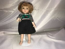 Mary Engelbreit SOPHIE Scottie Dog Vinyl Collectible Doll with stand - BOX4