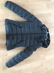 Authentic moncler jacket woman size 1 small winter coat