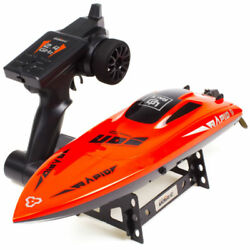 UDIRC 2.4Ghz RC Racing Boat 30KM H High Speed Remote Control Boat For Adult Kids $45.98
