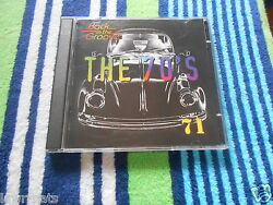 TIME LIFE -  THE 70S -1971 BACK IN THE GROOVE- 1970s CD -RARE VW BEETLE COVER