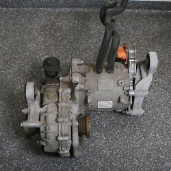 2013 FIAT 500E EV ELECTRIC VEHICLE AUTOMATIC GEARBOX TRANSMISSION P0506284AE