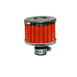 Mini Performance High Flow Air Intake Cone Filter Red $9.55