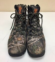 SHE Outdoor Big Timber Insulated Waterproof Hunting Boots for Ladies - Size 10