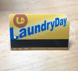 Laundry Day Metro Card (GOLD) (LIMITED EDITION-ish)