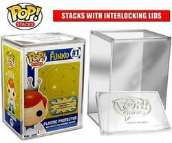 Funko - Official Premium POP Protector Protective Hard Case For Pop Vinyl Figure