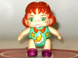 New Ray Novelty Little Girl Plastic Articulated Figure 1991 $2.99