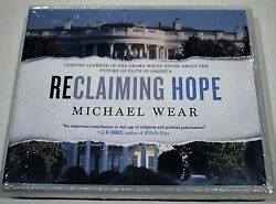 Reclaiming Hope: Lessons Learned in the Obama White House 2017 Audio Book