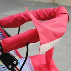 Colorful Oxford Fabric Handlebar Cover Baby Trend Child Strollers Replacement CF $2.31