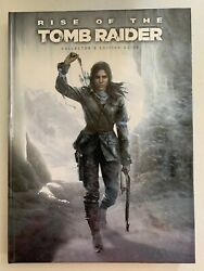 Prima Games Rise of the Tomb Raider Collector's Edition HARDCOVER Strategy Guide