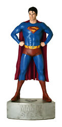 SUPERMAN RETURNS * 1:1 SCALE * FULL-LIFE-SIZE - STATUE  FIGURE * OXMOX  MUCKLE