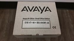 *NEW* Avaya G150 IP Small Office Bundle 700343601 phone system ^^^ $300.00