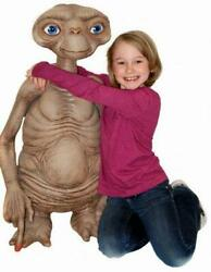 E.T Life Size Figure E.T. The Extra-Terrestrial Height 90CM Used SF Fantasy B72