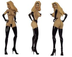 LULA - SEXY WET ATTACK * 1:1 DOLL - FULL-LIFE-SIZE STATUE FIGURE * OXMOX MUCKLE