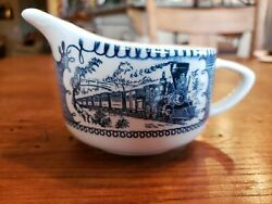 Vintage Currier and Ives by Royal China