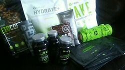 Itworks! Lot! 12 Wraps Fat Fighter x2 Keto coffee and more.