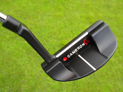 Scotty Cameron Tour Only Black Del Mar WELDED NECK Scotty Dog Circle T 34