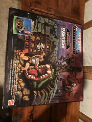 Motu Fright Zone MISB Masters Of The Universe Vintage He-man She-ra POP